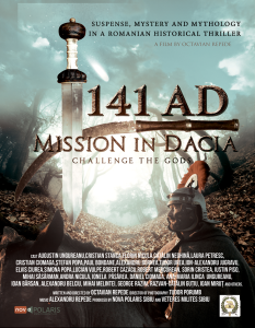 141A.D Mission in Dacia English 233x300 141 A.D.   Mission to Dacia (2018) review