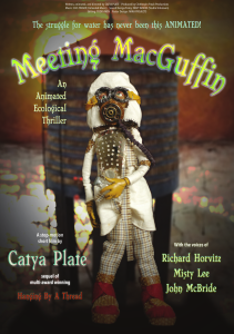 Meeting MacGuffin poster 4 211x300 Meeting MacGuffin (2018) short film review