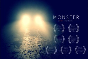 Monster final poster 300x201 Monster (2017) short film review
