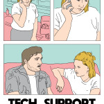 tech, support