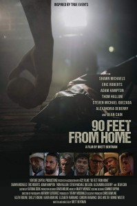 poster 199x300 90 Feet From Home (2019) review