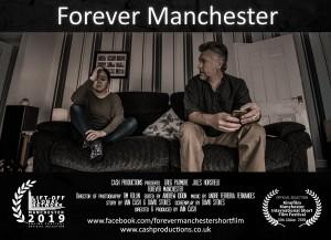 forever manchester posterc 300x217 Forever Manchester (2019) short film review