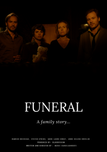 POSTER US 212x300 Funeral (2019) short film review