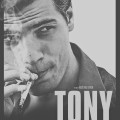 TONY - Official Film Poster 1- Hugo Diego Garcia