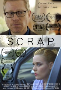 SCRAP Poster Soho 203x300 Scrap (2019) short film review