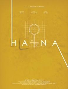 HANA poster 231x300 Ha:Na (2020) short film review