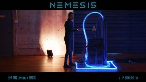 Nemesis EshaMore6 300x168 Nemesis (2020) short film review