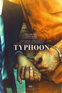 typhoon poster 202x300 Typhoon (2020) short film review