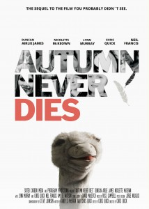 Autumn Never Dies Poster 214x300 Autumn Never Dies (2020) short film review