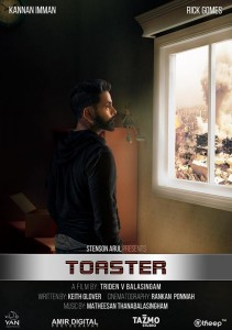 1d41bdad55 poster 211x300 Toaster (2020) short film review