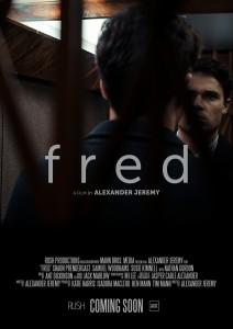 F Poster v1 FINAL 212x300 Fred (2020) short film review