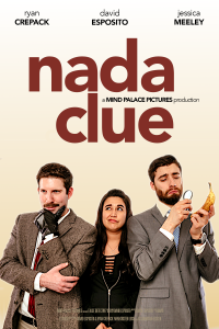 NadaClueposter 200x300 Nada Clue (2020) short film review