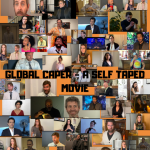 GLOBAL CAPER - A SELF TAPED MOVIE