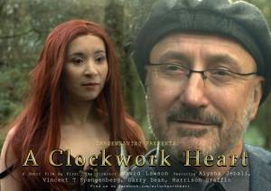 ACH Poster Gold Text 300x212 A Clockwork Heart (2020) short film review